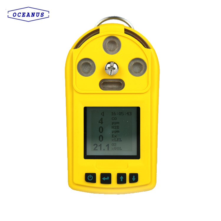 OC-904 Portable type Ethylene C2H4 gas leak detector with high accuracy