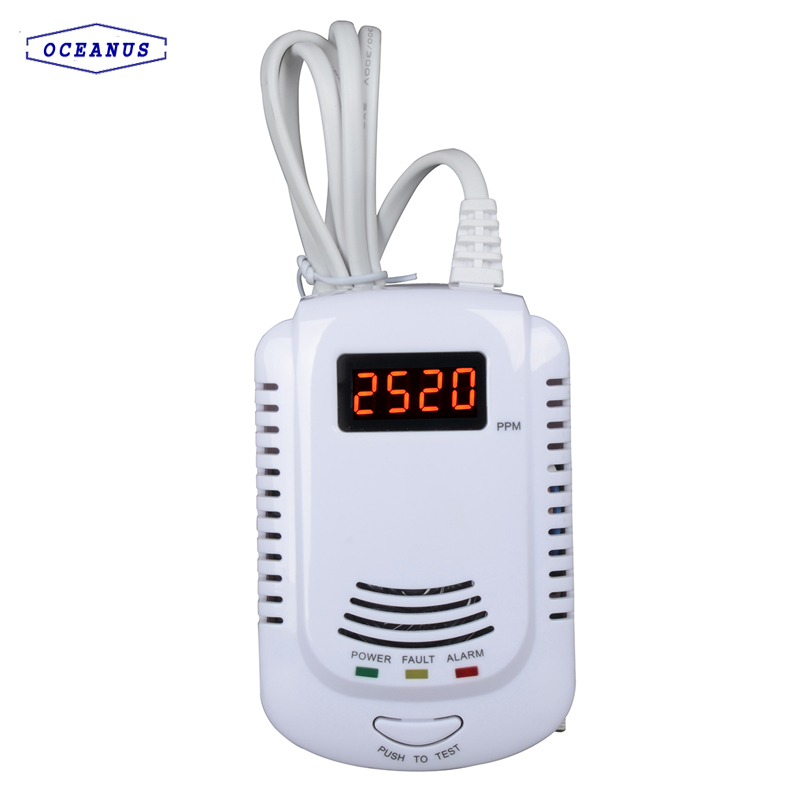 808D Home use Combustible gas leakage detector