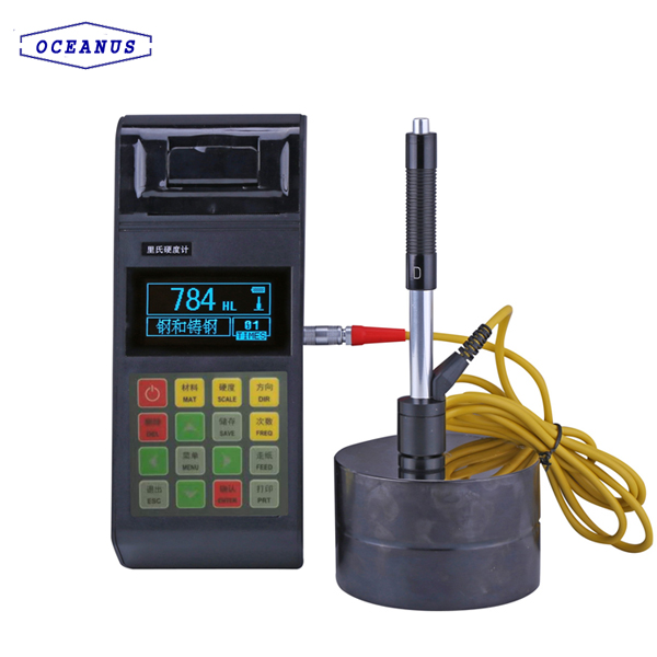 SHL-160 Portable Digital Leeb Hardness tester with printer