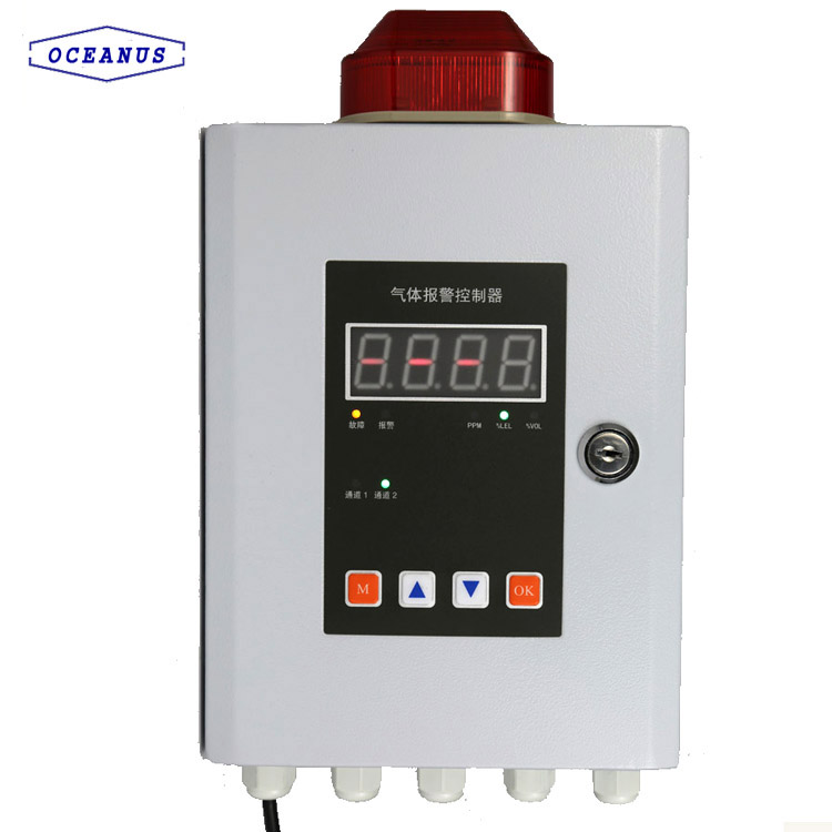 OC-4000 Gas detection controller