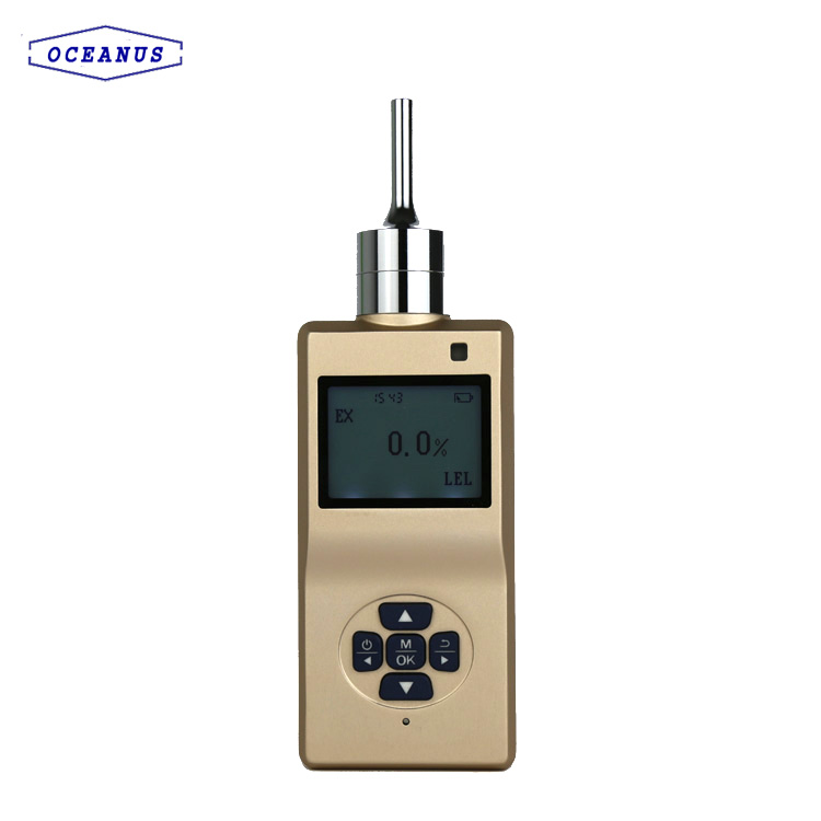 OC-905 Portable pump suction Ethyne(C2H2) gas detector