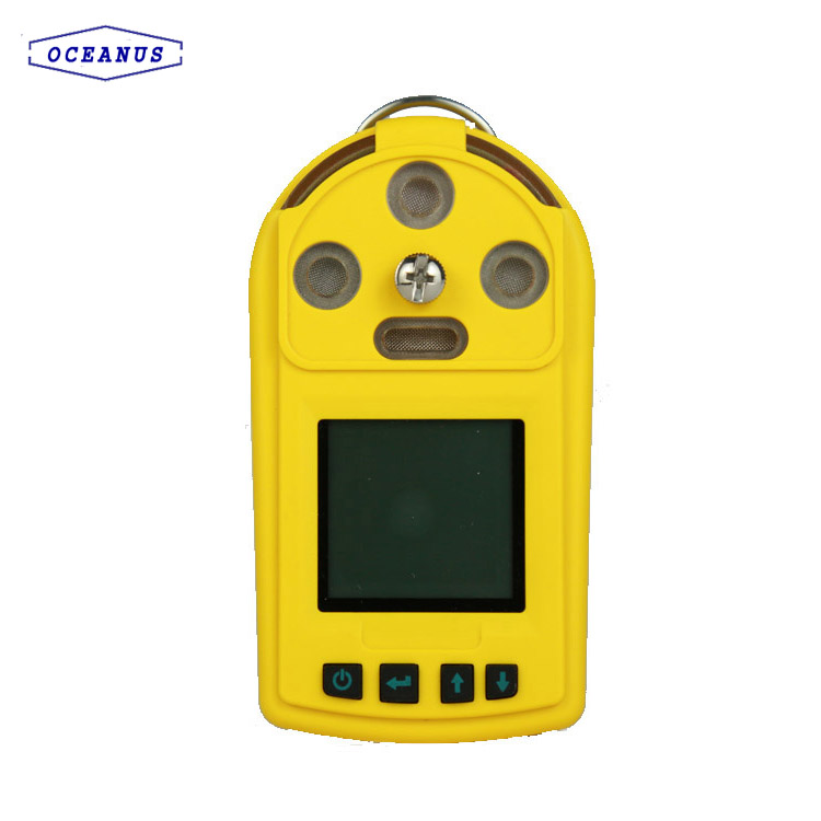 OC-904 Portable multi gas detector for CO, O2, H2S, Ex